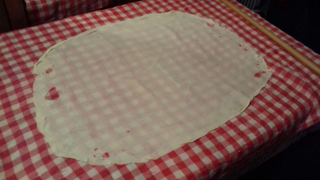 Σταφιδόπιτα - Γλυκιά τραβηχτή στριφτόπιτα με σταφίδες - 8