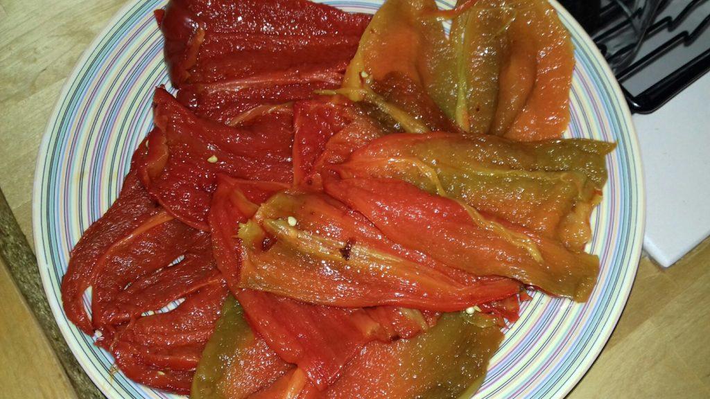 Κόκκινο φλωρινιώτικο χαβιάρι - Αλεσμένη πιπεριά - 20
