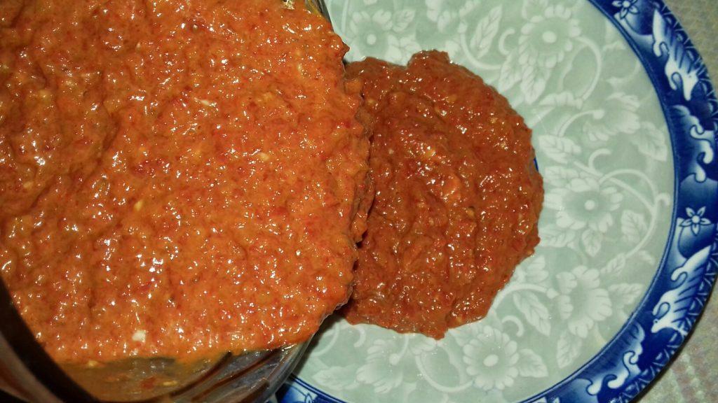 Κόκκινο φλωρινιώτικο χαβιάρι - Αλεσμένη πιπεριά - 32