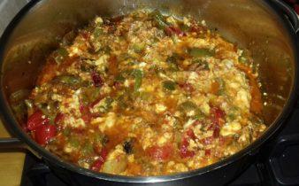 Ο αχταρμάς της Γιαγιάς Μαρικας - 23 - συνταγή ηχωμαγειρέματα