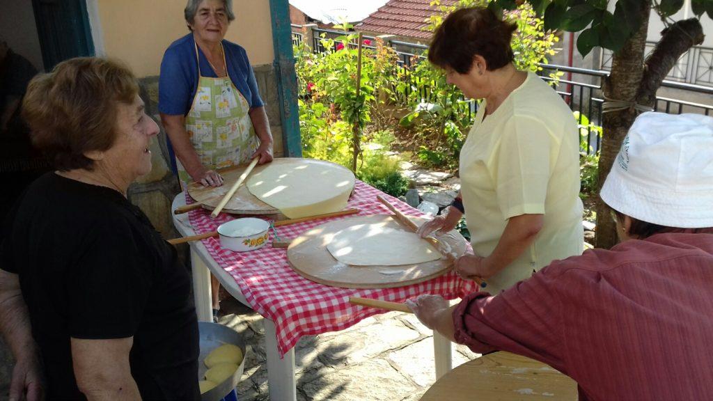 Παρασκευή παραδοσιακών χυλοπιτών - 2018 - 28