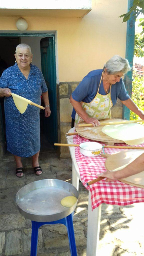 Παρασκευή παραδοσιακών χυλοπιτών - 2018 - 3