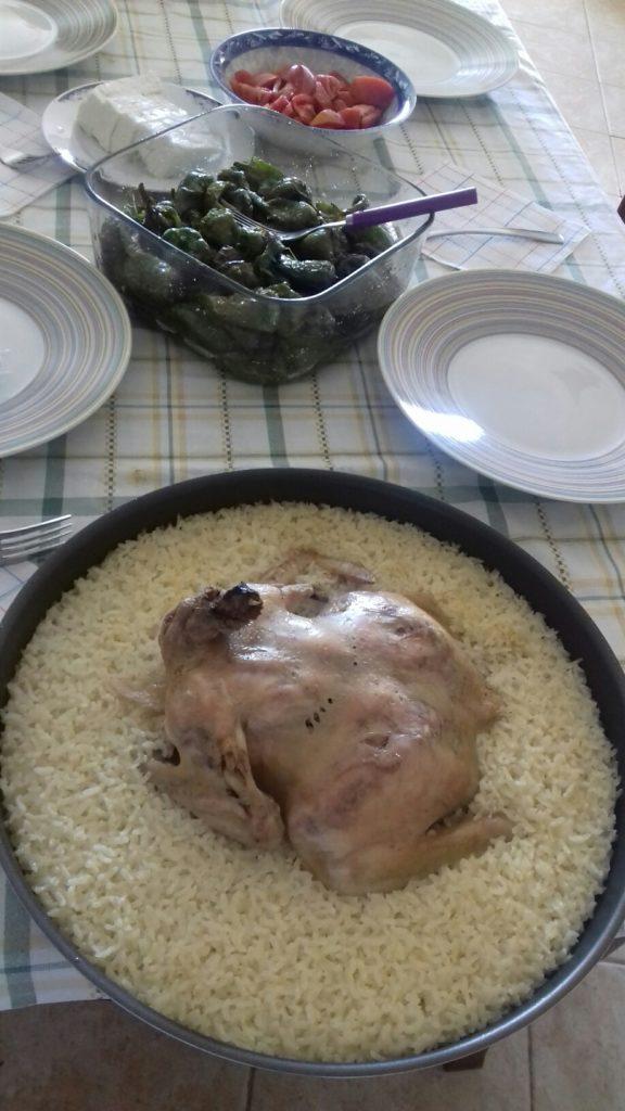 Κοτόπουλο με πιλάφι - 22