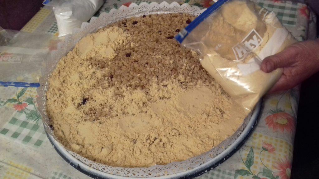 Παραδοσιακά Κόλλυβα - Ηχωμαγειρέματα - 6