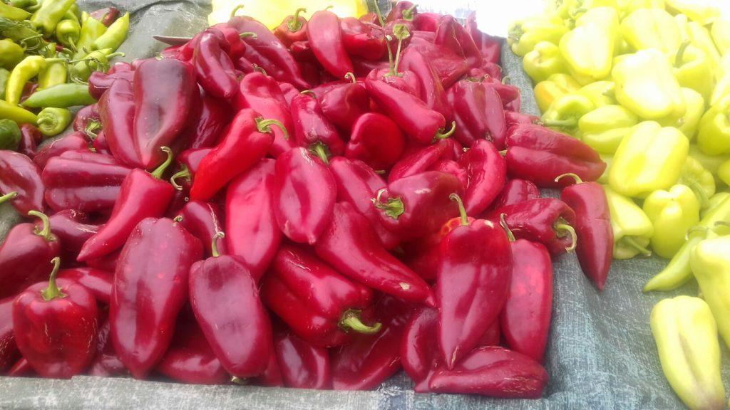 Φλωρινιώτισσες πιπεριές - 1