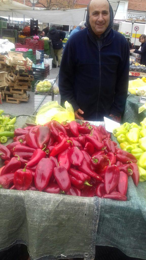 Φλωρινιώτισσες πιπεριές - 2