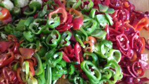 Φλωρινιώτισσες πιπεριές - 8