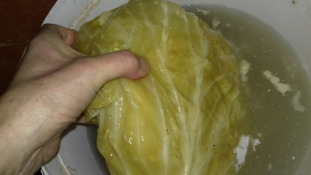 Τουρσί λάχανο - αρμιά - 12