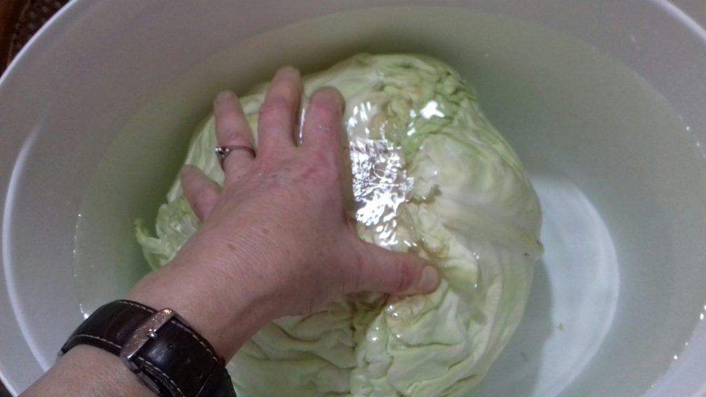 Τουρσί λάχανο - αρμιά - 26