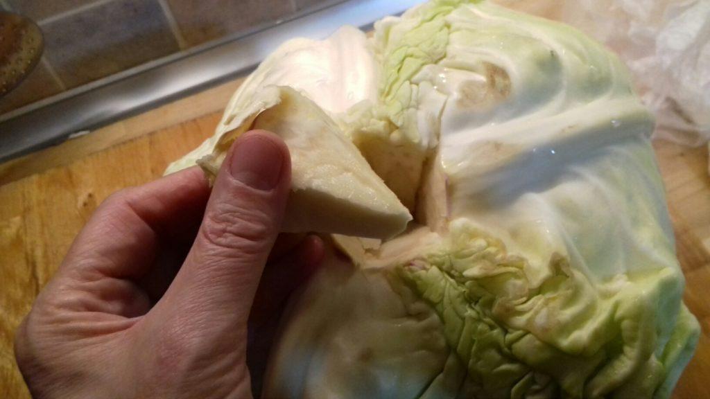 Τουρσί λάχανο - αρμιά - 7