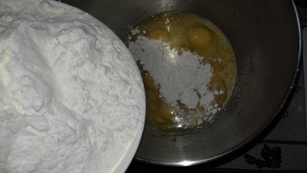 Βασιλόπιτα με γεύση τσουρεκιού - 16