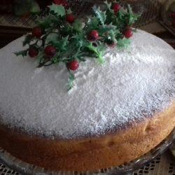 Βασιλόπιτα γλυκιά με γεύση τσουρεκιού, εύκολη και ευωδιαστή…