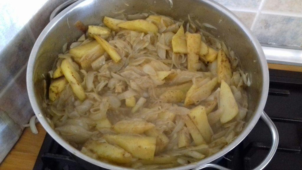 Κεφτέδες με κρεμμύδια και πατάτες στο φούρνο - 32