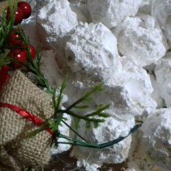 Κουραμπιέδες και μελομακάρονα (ΒΙΝΤΕΟ)