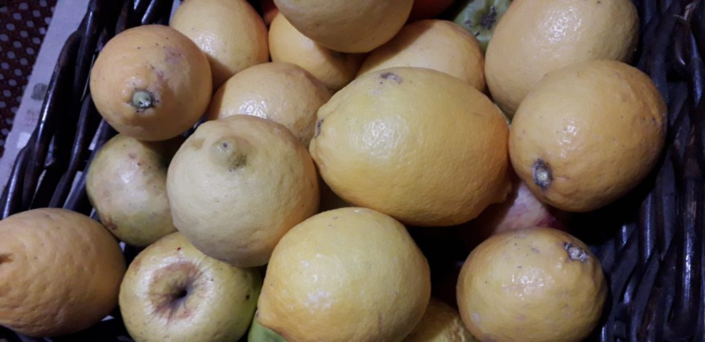 Μαρμελάδα λεμόνι - β1