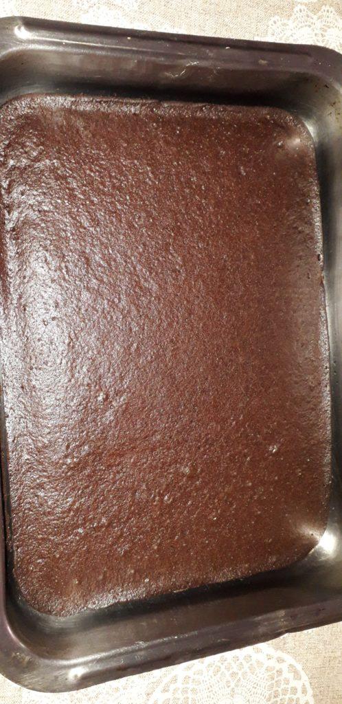 σοκολατόπιτα σιροπιαστή - 37