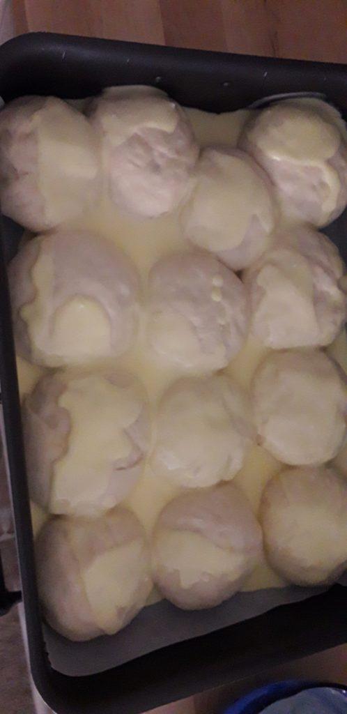 Τυροψωμάκια με κρέμα γιαουρτιού - 48