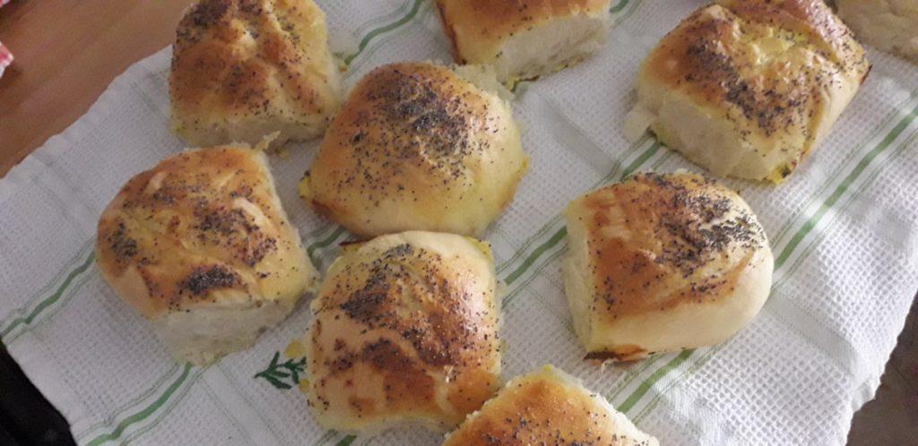 Τυροψωμάκια με κρέμα γιαουρτιού - 56