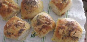 Τυροψωμάκια με κρέμα γιαουρτιού - 57