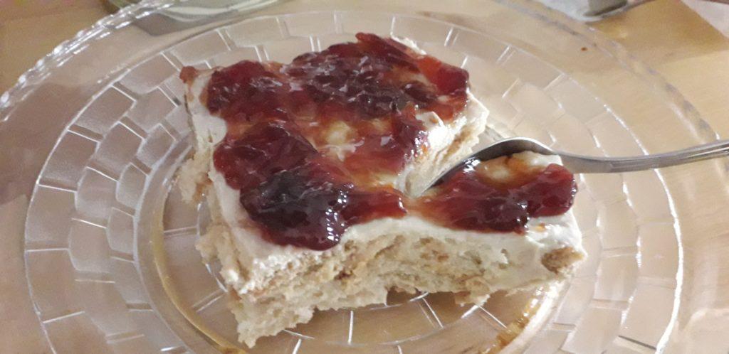 Υγιεινό γλυκό του πεντάλεπτου με μπισκότα - 27