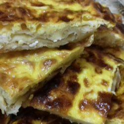 Η παραδοσιακή γαλατόπιτα (λαπτόνια) της θείας Βέρας