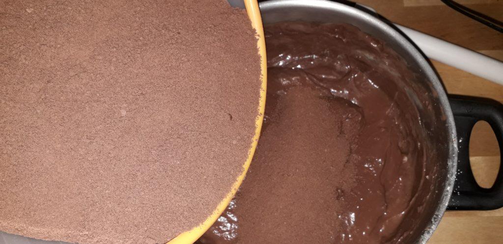 Μαμαδίστικο σοκολατένιο γλύκισμα - 18