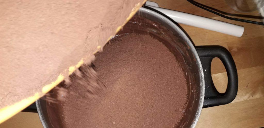 Μαμαδίστικο σοκολατένιο γλύκισμα - 19
