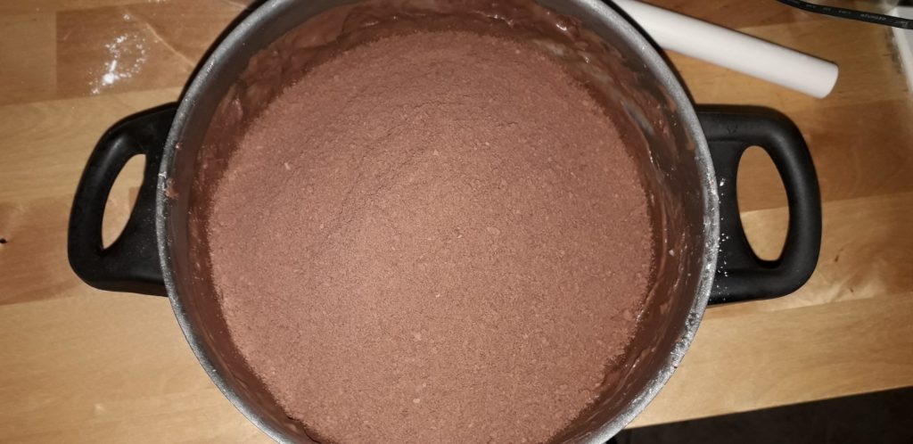 Μαμαδίστικο σοκολατένιο γλύκισμα - 20