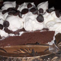 Μαμαδίστικο σοκολατένιο γλύκισμα