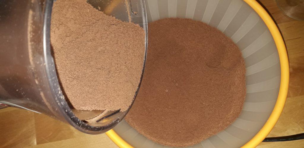 Μαμαδίστικο σοκολατένιο γλύκισμα - 4
