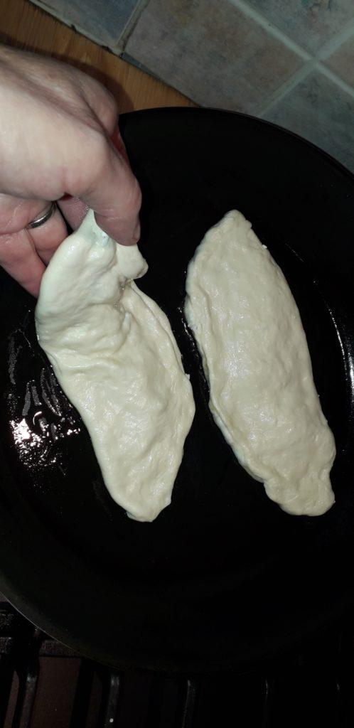 Τηγανο-τυροπιτάκια - Τηγανόψωμα - 30
