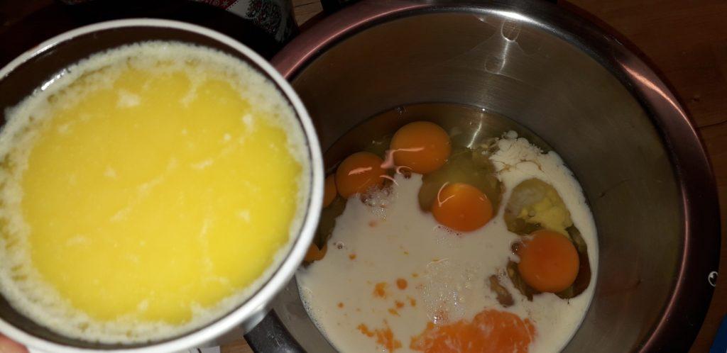 βασιλόπιτα γλυκιά, εύκολη - 10