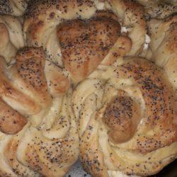 Ψωμοτύρι… γιορτινό