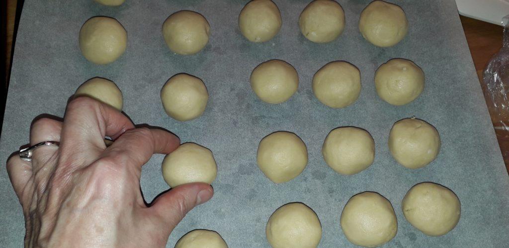 Μπισκότα βουτύρου με μαρμελάδα - 19