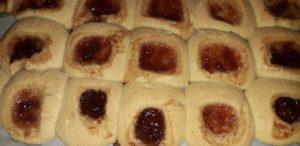 Μπισκότα βουτύρου με μαρμελάδα - 27