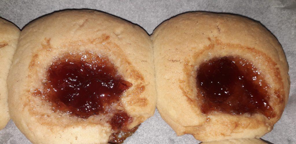Μπισκότα βουτύρου με μαρμελάδα - 28