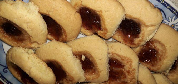Μπισκότα βουτύρου με μαρμελάδα - 29 - ηχωμαγειρέματα