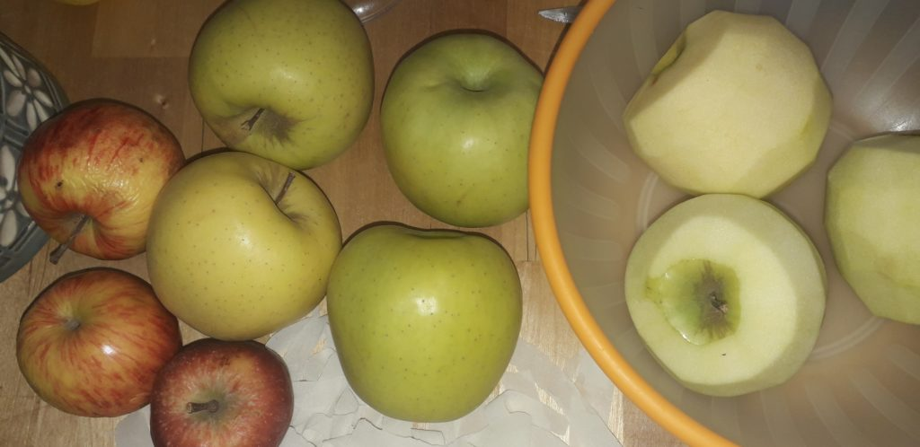 νηστίσιμη σιροπιαστη μηλόπιτα - 25