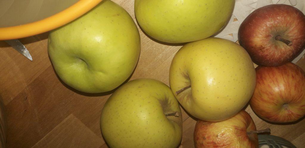 νηστίσιμη σιροπιαστη μηλόπιτα - 26
