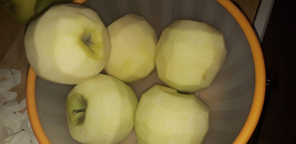 νηστίσιμη σιροπιαστη μηλόπιτα - 27