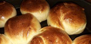 Αφράτα ψωμάκια της Ρούλας - 34