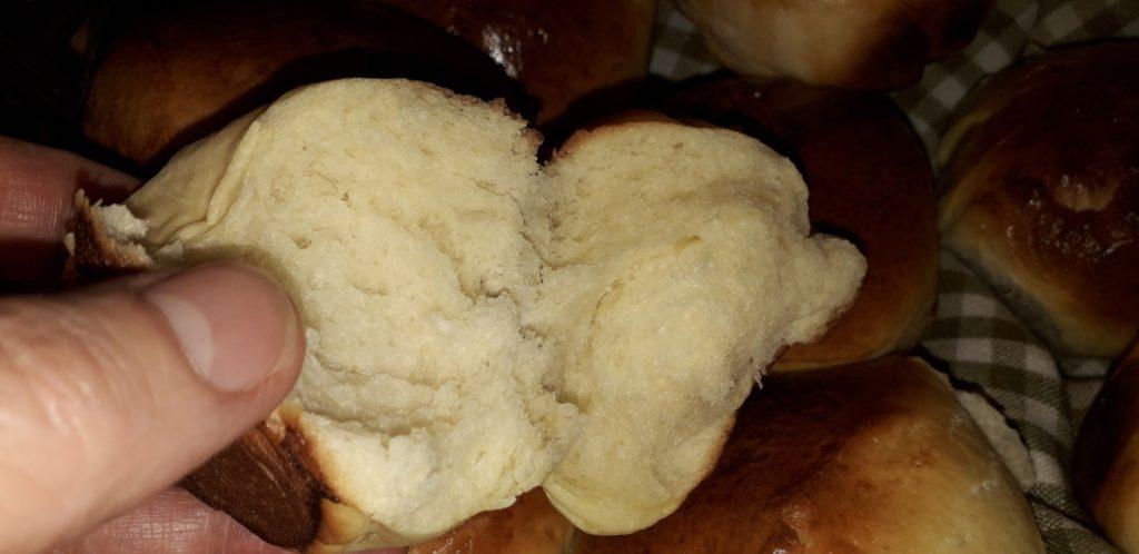 Αφράτα ψωμάκια της Ρούλας - 38