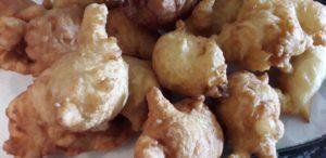 Πετουλίτσες της Γιαγιάς Μαρίκας - λουκουμάδες - 34