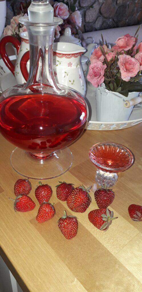 λικέρ φράουλα - 31
