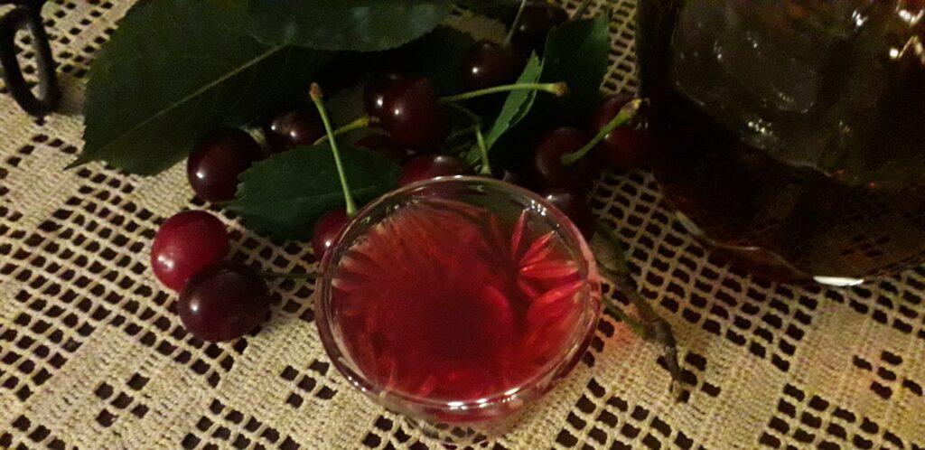 Σπιτικό λικέρ βύσσινο - 28