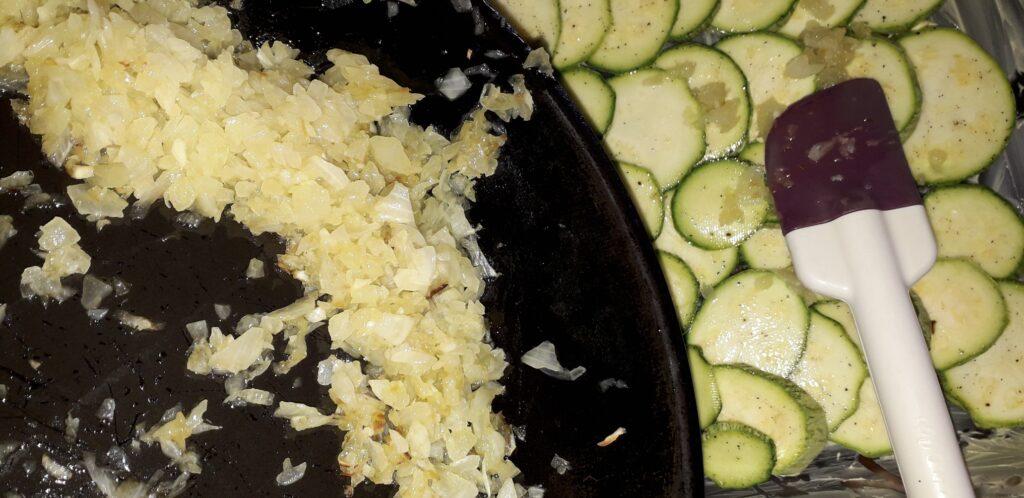 Ομελέτα φούρνου με κολοκυθάκια και γιαούρτι - 24