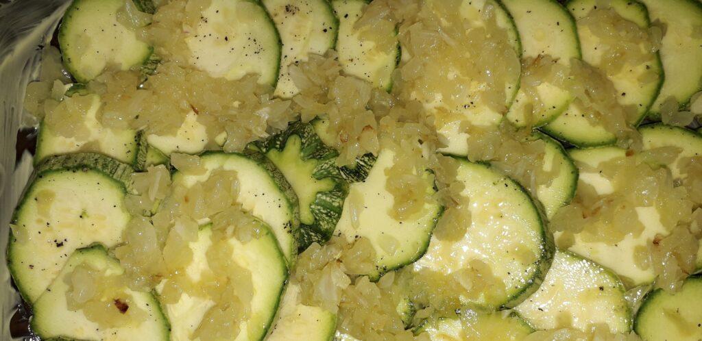 Ομελέτα φούρνου με κολοκυθάκια και γιαούρτι - 26