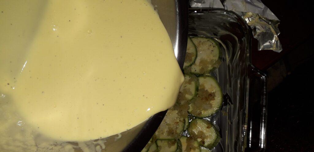 Ομελέτα φούρνου με κολοκυθάκια και γιαούρτι - 31