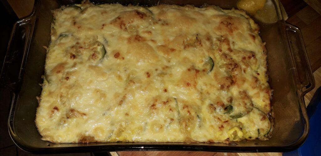 Ομελέτα φούρνου με κολοκυθάκια και γιαούρτι - 42