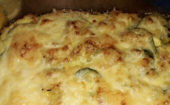 Ομελέτα φούρνου με κολοκυθάκια και γιαούρτι - 43 - ηχωμαγειρέματα